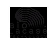 BIO LACASE : O Royal Look Olenka utiliza da Enzimoplastia, a qual possui como ativo e tecnologia de alisamento a Bio Lacase, enzima retirada do cogumelo Tramete Versicolor para reestruturar, alisar e fortalecer a fibra capilar, sem danificar o fio.